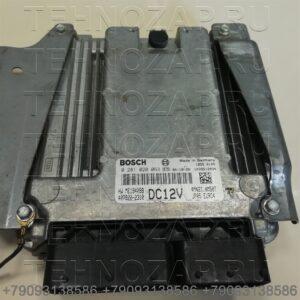 Блок управления двигателем (ЭБУ) Fuso Canter 4M42 ME194543