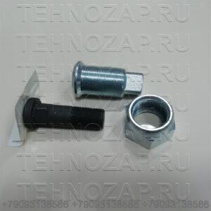 Шпилька колеса (дисковые тормоза) задняя в сборе из 3-х левая Fuso ML236270