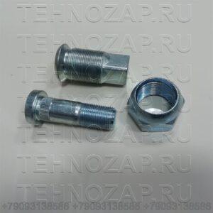 Шпилька колеса (дисковые тормоза) задняя в сборе из 3-х правая Fuso ML236271