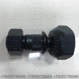 Шпилька колеса (барабанные тормоза) передняя в сборе правая Isuzu NKR55/NMR85 8943834362