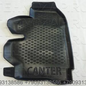 Коврики салона Mitsubishi Fuso Canter 3D