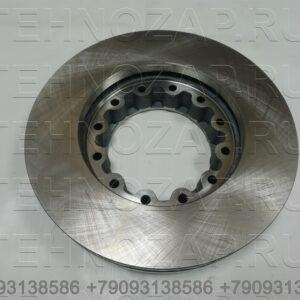 Диск тормозной задний E-3/4 Fuso Canter MK584504