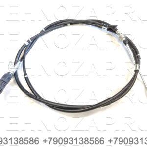 Трос КПП выбора передач L=3680 Hino500 33830E0332